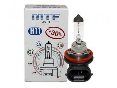 Галогеновая лампа MTF Light H11 Standard 2900K